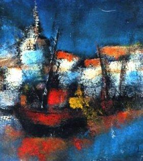 Sailing in the dark