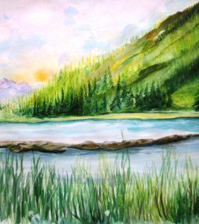 Watercolor Paintings 4