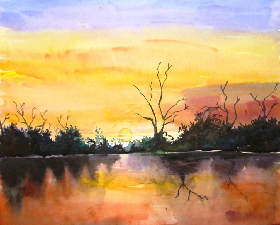 Watercolor Paintings 6