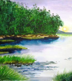 Watercolor Paintings 8