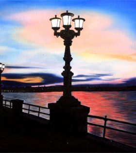 Seaside Lamps