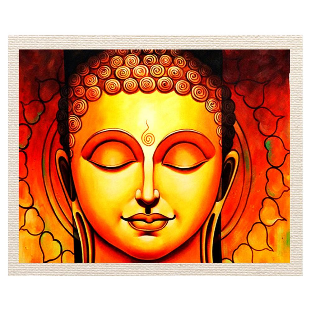 buy gautam buddha painting buddha paintings acrylic